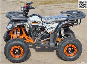 ATV BEMI 125cc Rugby J8'' cutie 3+R SemiAuto 925   - imagine 7