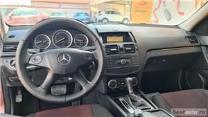 Mercedes-Benz C Revizie + Livrare GRATUITE, Garantie 12 Luni, RATE FIXE, 2200 Diesel,170 cp - imagine 12