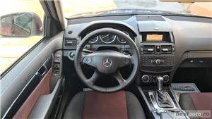 Mercedes-Benz C Revizie + Livrare GRATUITE, Garantie 12 Luni, RATE FIXE, 2200 Diesel,170 cp - imagine 7