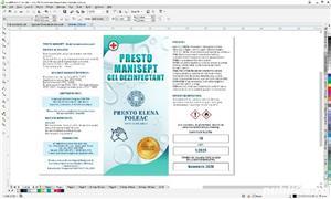 detergenti pt carmangeri ,abatoare fabrici lapte  - imagine 4