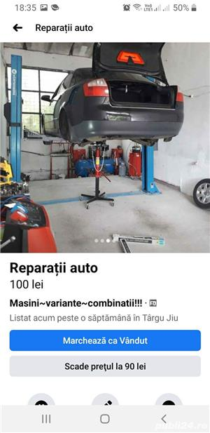 INCHIRIERE SERVICE AUTO IN TG JIU - imagine 1