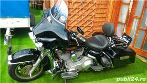 Chopper Harley davidson electra glide - imagine 4
