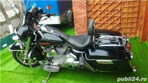 Chopper Harley davidson electra glide - imagine 5