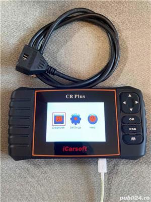 Scaner diagnoza auto multimarca iCarsoft Tool CR Plus ! - 650 lei - imagine 2