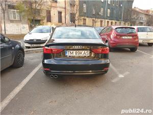 Audi A3 sedan 8V - imagine 2