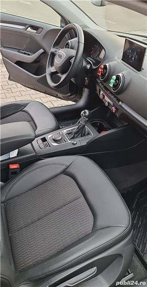 Audi A3 sedan 8V - imagine 6