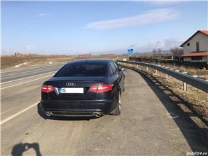 Audi A6 S-line 2.0 TDI Bi-xenon, navi, piele, volan dreapta.  - imagine 5