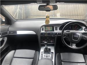 Audi A6 S-line 2.0 TDI Bi-xenon, navi, piele, volan dreapta.  - imagine 7