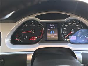 Audi A6 S-line 2.0 TDI Bi-xenon, navi, piele, volan dreapta.  - imagine 8