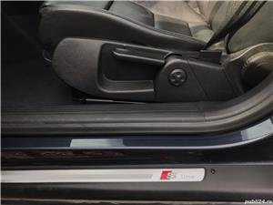 Audi A6 S-line 2.0 TDI Bi-xenon, navi, piele, volan dreapta.  - imagine 9