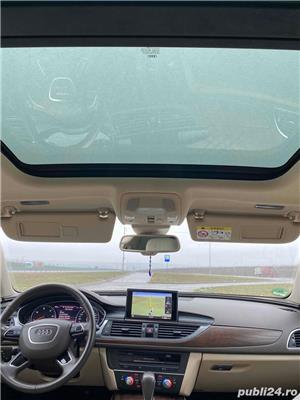 Audi A6 Avant 2.0 TDI 190 CP Ultra S - imagine 10