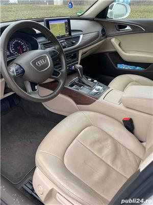 Audi A6 Avant 2.0 TDI 190 CP Ultra S - imagine 6