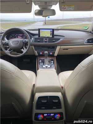 Audi A6 Avant 2.0 TDI 190 CP Ultra S - imagine 7