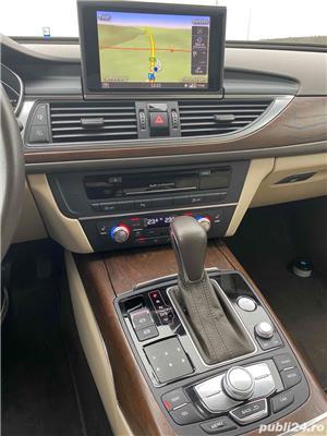 Audi A6 Avant 2.0 TDI 190 CP Ultra S - imagine 8