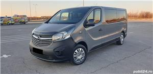 Opel Vivaro 8+1 Locuri 1.6 Diesel BiTurbo 140 Cp 2018 Maxi Lung Opel Vivaro 8+1 Locuri 1.6 Diesel BiTurbo 140 Cp 2018 Maxi Lung 2018 . Oferit de Persoana fizica.