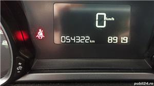 Peugeot 308 1,6 benzina, 125 CP, 2015, 54.600 km, ITP 18.01.2023, Fiscal - imagine 6