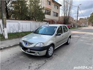 Dacia Logan 1.4MPI 75cp LAUREAT dotat Full option 2006 -ideal familie Dacia Logan 1.4MPI 75cp LAUREAT dotat Full option 2006 -ideal familie 2006 . Oferit de Persoana fizica.