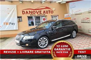 Audi A6 Allroad Revizie + Livrare GRATUITE, Garantie 12 Luni, RATE FIXE, 3000 Tdi, 230cp, 4x4 Audi A6 Allroad Revizie + Livrare GRATUITE, Garantie 12 Luni, RATE FIXE, 3000 Tdi, 230cp, 4x4 2007 , cutie de viteză Automata, Euro 4. Oferit de Persoana fizica.