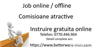 Job part time - Slobozia - imagine 1