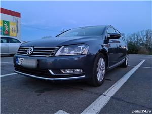 Vw Passat B7 - imagine 1