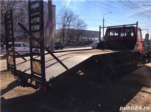 Platforma transport auto si utilaje agricole/constructii - imagine 3