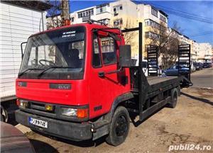 Platforma transport auto si utilaje agricole/constructii - imagine 1