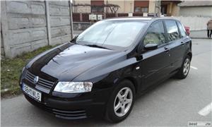 Fiat Stilo Jtd ,negru diesel 1900cm, 59kw, 226000km, euro3 1500 euro, - imagine 1