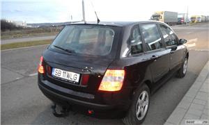 Fiat Stilo Jtd ,negru diesel 1900cm, 59kw, 226000km, euro3 1500 euro, - imagine 3