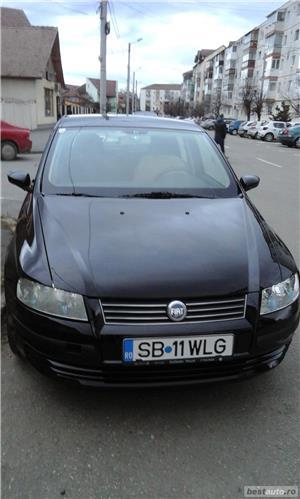 Fiat Stilo Jtd ,negru diesel 1900cm, 59kw, 226000km, euro3 1500 euro, - imagine 6