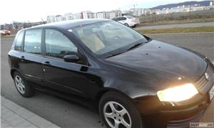 Fiat Stilo Jtd ,negru diesel 1900cm, 59kw, 226000km, euro3 1500 euro, - imagine 7