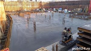 Meseriași finisare beton elicopterizare beton - imagine 2