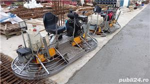 Meseriași finisare beton elicopterizare beton - imagine 1