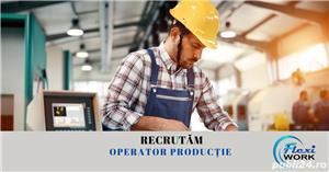 RECRUTĂM OPERATOR PRODUCȚIE - imagine 1