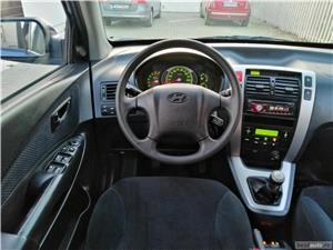 Hyundai Tucson Comfort + 4x4 2.0 CRDI Climatronic Tempomat Incz Scaune Jante 16 Carlig de remorcare  - imagine 7