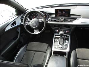 Audi A6 Quattro S-Line Plus 3.0 TDI, 2012 - imagine 9
