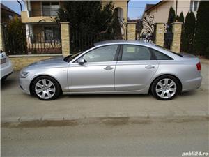 Audi A6 Quattro S-Line Plus 3.0 TDI, 2012 - imagine 3
