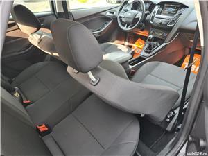 Ford Focus 1.0 - Euro 6 - EcoBoost / Posibilitate rate cu Avans 0 - imagine 8