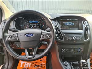 Ford Focus 1.0 - Euro 6 - EcoBoost / Posibilitate rate cu Avans 0 - imagine 9
