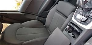 Audi A6 C7 2018.02 S Line 190CP Navi mare Line asist Padele Touchpad Plafon negru - imagine 9