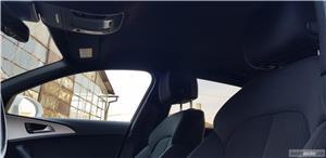 Audi A6 C7 2018.02 S Line 190CP Navi mare Line asist Padele Touchpad Plafon negru - imagine 8