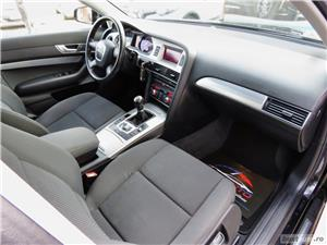 AUDI A6 2.0 - EURO 4 - RATE FIXE - GARANTIE - BUY BACK - TEST DRIVE - LIVRARE GRATIS - imagine 9