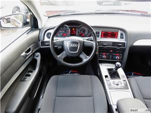 AUDI A6 2.0 - EURO 4 - RATE FIXE - GARANTIE - BUY BACK - TEST DRIVE - LIVRARE GRATIS - imagine 13