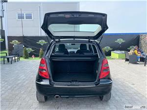 Mercedes A180 - CUTIE AUTOMATA - RATE FIXE / GARANTIE / LIVRARE GRATUITA - imagine 18