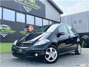 Mercedes A180 - CUTIE AUTOMATA - RATE FIXE / GARANTIE / LIVRARE GRATUITA - imagine 10