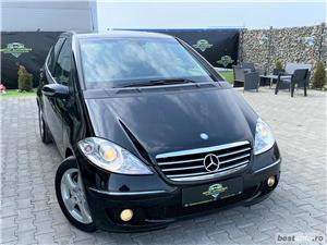 Mercedes A180 - CUTIE AUTOMATA - RATE FIXE / GARANTIE / LIVRARE GRATUITA - imagine 11