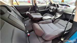 Mazda 3 Revizie + Livrare GRATUITE, Garantie 12 Luni, RATE FIXE, 2200 diesel, 2010, Euro 5 - imagine 16