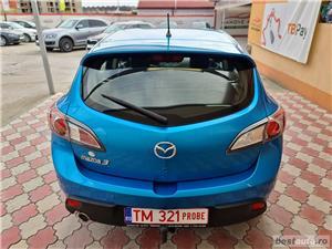 Mazda 3 Revizie + Livrare GRATUITE, Garantie 12 Luni, RATE FIXE, 2200 diesel, 2010, Euro 5 - imagine 9