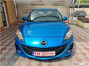 Mazda 3 Revizie + Livrare GRATUITE, Garantie 12 Luni, RATE FIXE, 2200 diesel, 2010, Euro 5 - imagine 2