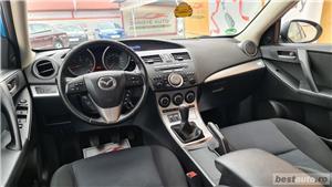 Mazda 3 Revizie + Livrare GRATUITE, Garantie 12 Luni, RATE FIXE, 2200 diesel, 2010, Euro 5 - imagine 11