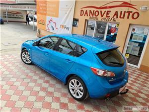 Mazda 3 Revizie + Livrare GRATUITE, Garantie 12 Luni, RATE FIXE, 2200 diesel, 2010, Euro 5 - imagine 10